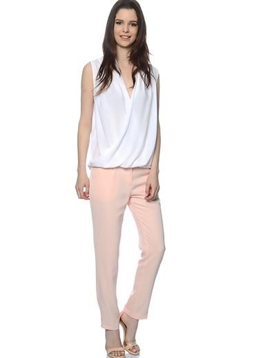 Unique Bluz Beyaz